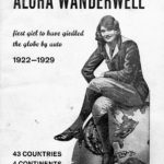 Aloha as she appeared on one of many different expedition pamphlets - 1929